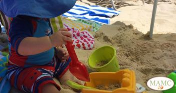 Surviving Your Family Beach Trip