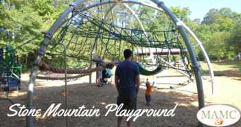 Stone Mountain Playground Review