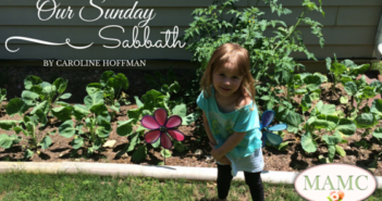 Our Sunday Sabbath by Caroline Hoffman