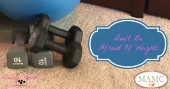 Don't Be Afraid Of Weights. They could help you reach your fitness goals faster!